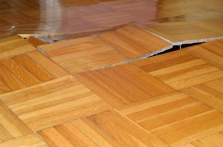 Flooring and restoration by Blue Ribbon Hardwood Flooring